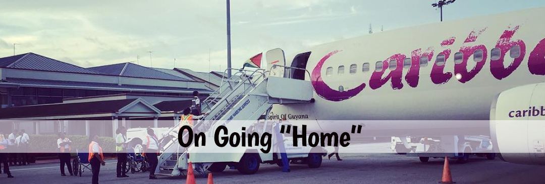 On Going Home